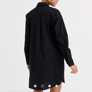 ASOS Dresses - ASOS Cotton Mini Shirtdress